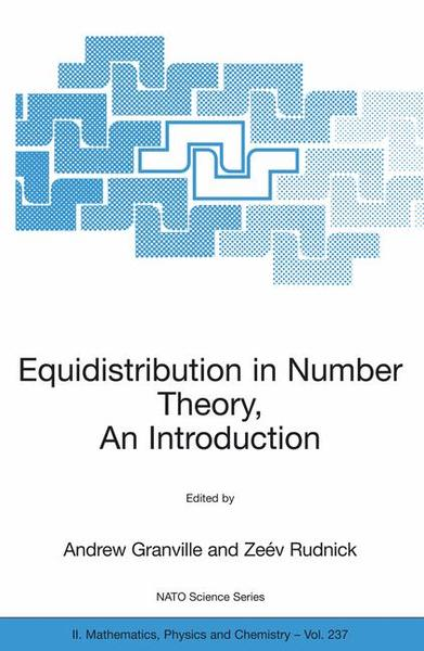 Equidistribution in Number Theory, An Introduction | Dodax.ch