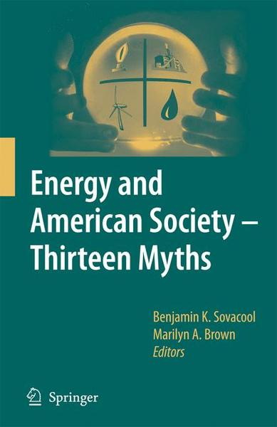 Energy and American Society - Thirteen Myths | Dodax.ch