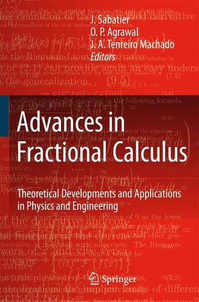 Advances in Fractional Calculus | Dodax.ch