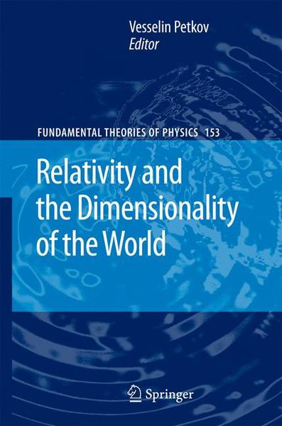 Relativity and the Dimensionality of the World | Dodax.ch