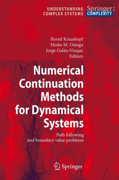 Numerical Continuation Methods for Dynamical Systems | Dodax.ch