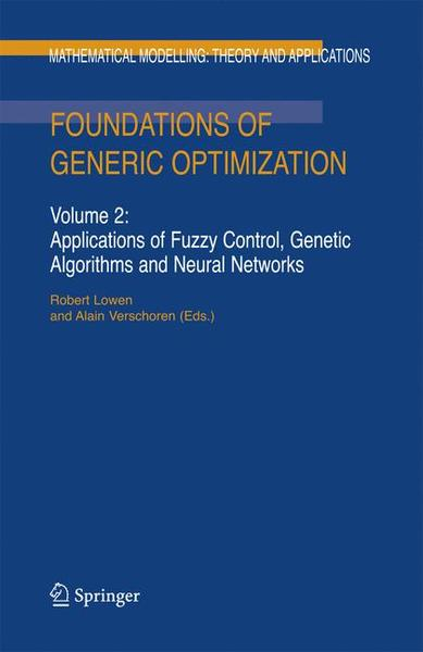 Foundations of Generic Optimization | Dodax.ch