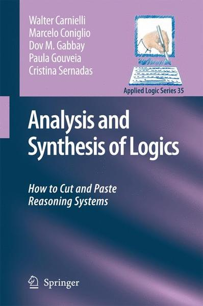 Analysis and Synthesis of Logics | Dodax.ch