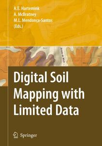 Digital Soil Mapping with Limited Data | Dodax.ch