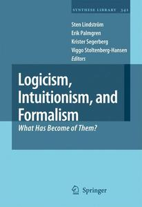 Logicism, Intuitionism, and Formalism | Dodax.ch