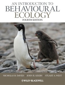 An Introduction to Behavioural Ecology | Dodax.pl