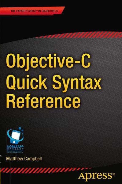 Objective-C Quick Syntax Reference | Dodax.at