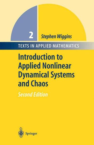 Introduction to Applied Nonlinear Dynamical Systems and Chaos , 2 Teile | Dodax.de