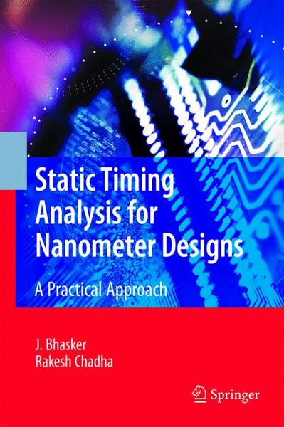 Static Timing Analysis for Nanometer Designs   Dodax.ch