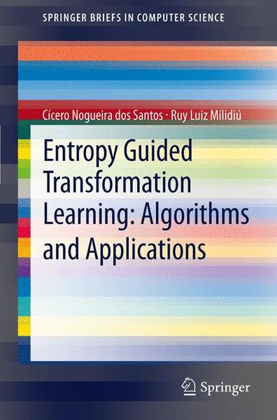 Entropy Guided Transformation Learning: Algorithms and Applications | Dodax.ch