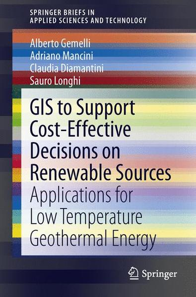 GIS to Support Cost-effective Decisions on Renewable Sources | Dodax.ch
