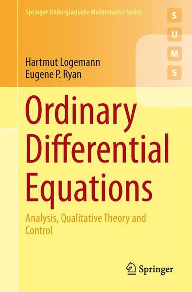 Ordinary Differential Equations   Dodax.at