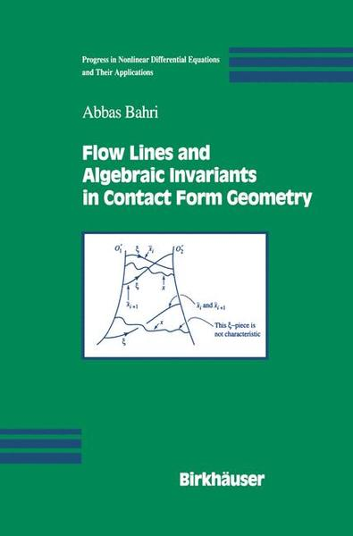 Flow Lines and Algebraic Invariants in Contact Form Geometry | Dodax.ch
