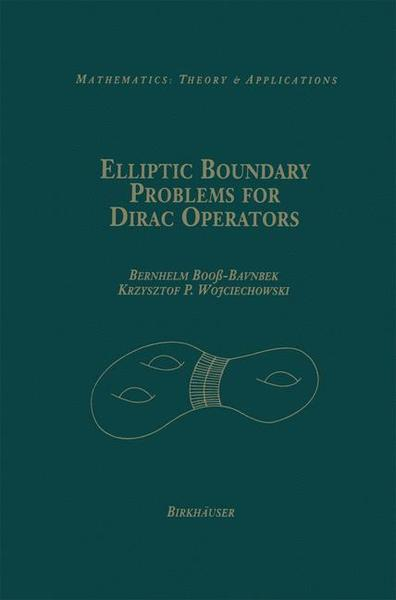Elliptic Boundary Problems for Dirac Operators | Dodax.ch
