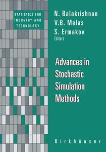 Advances in Stochastic Simulation Methods | Dodax.ch