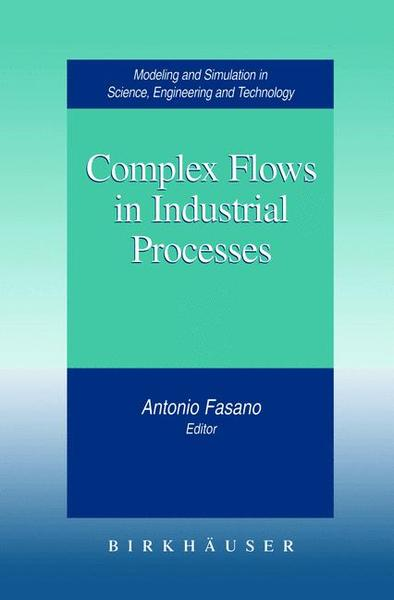 Complex Flows in Industrial Processes | Dodax.ch