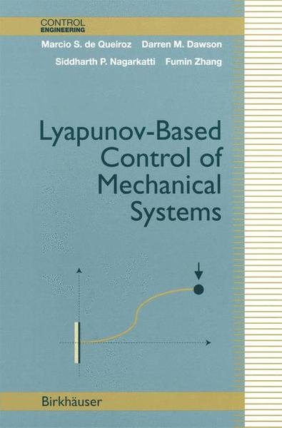 Lyapunov-Based Control of Mechanical Systems | Dodax.ch