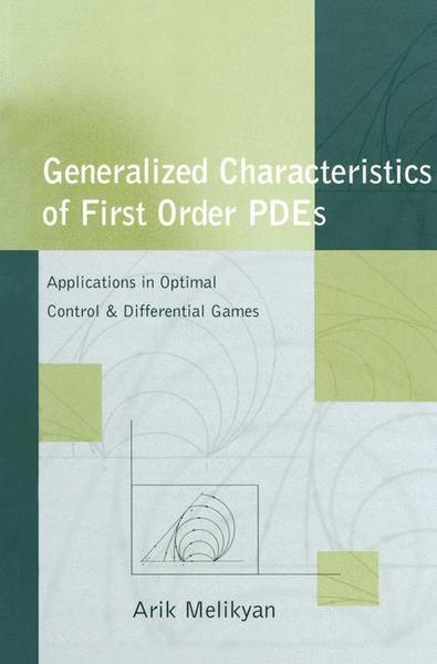 Generalized Characteristics of First Order PDEs | Dodax.ch