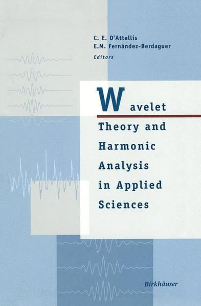 Wavelet Theory and Harmonic Analysis in Applied Sciences | Dodax.ch