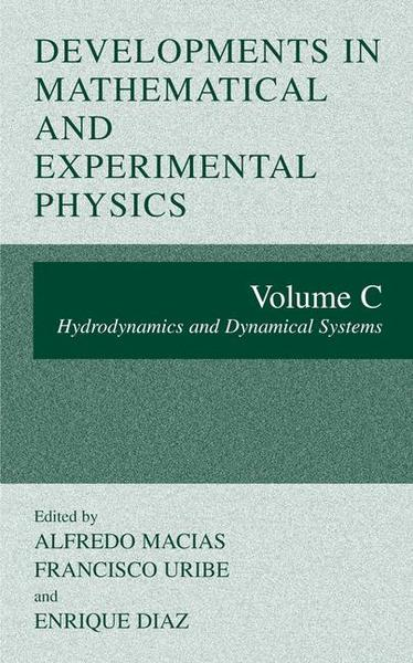 Developments in Mathematical and Experimental Physics | Dodax.at