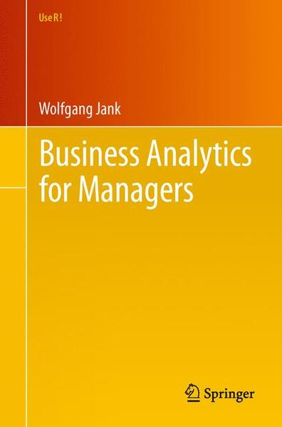 Business Analytics for Managers | Dodax.ch