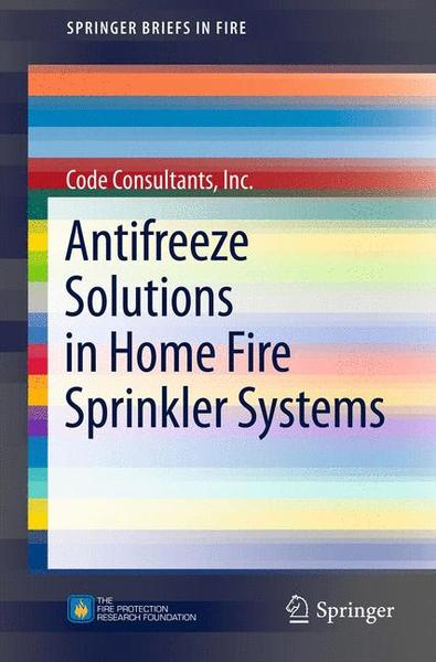 Antifreeze Solutions in Home Fire Sprinkler Systems | Dodax.ch