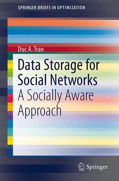 Data Storage for Social Networks | Dodax.ch