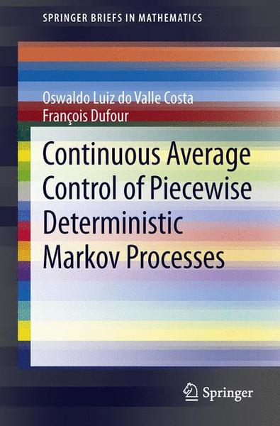 Continuous Average Control of Piecewise Deterministic Markov Processes | Dodax.ch