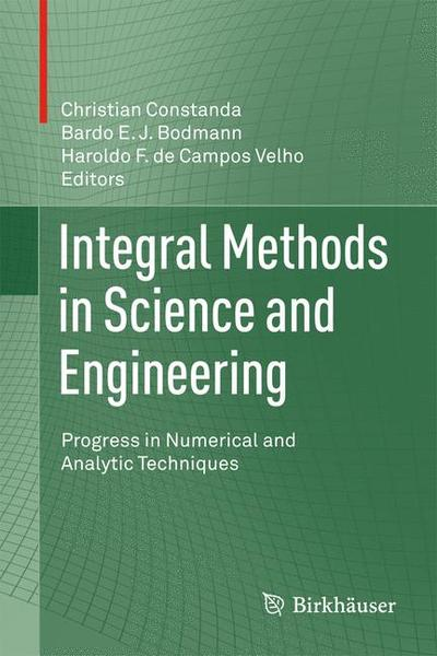 Integral Methods in Science and Engineering | Dodax.pl