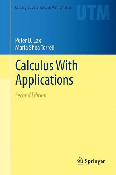 Calculus With Applications   Dodax.pl