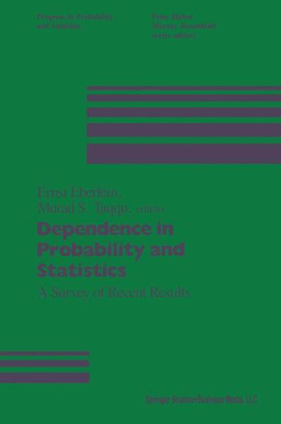 Dependence in Probability and Statistics   Dodax.ch