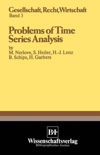 Problems of Time Series Analysis | Dodax.at