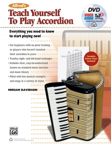 Alfred's Teach Yourself to Play Accordion | Dodax.pl