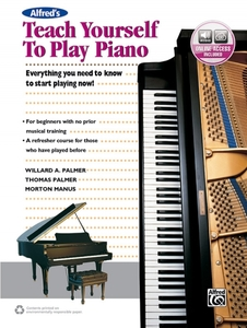 Alfred's Teach Yourself to Play Piano | Dodax.de