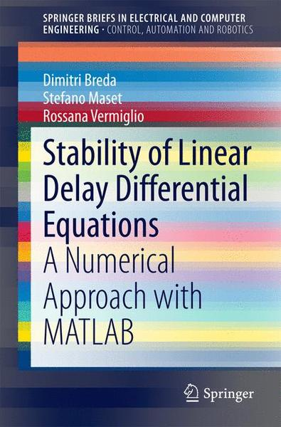 Stability of Linear Delay Differential Equations | Dodax.ch