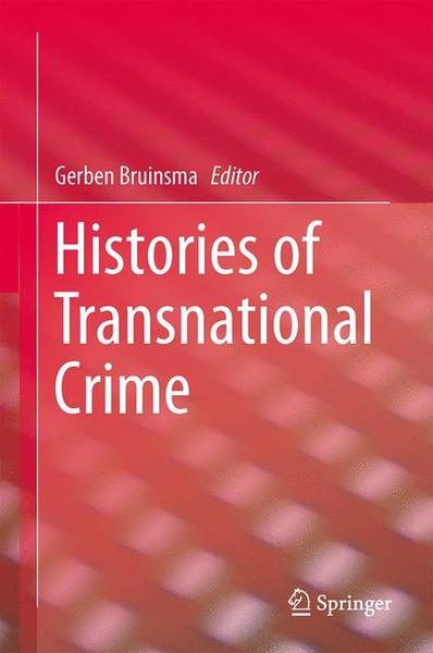 Histories of Transnational Crime | Dodax.ch