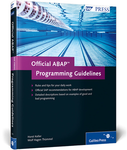 SAP Official ABAP Programming Guidelines | Dodax.pl