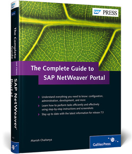 The Complete Guide to SAP NetWeaver Portal | Dodax.ch