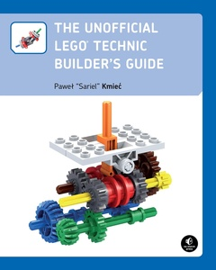The Unofficial LEGO® Technic Builder's Guide | Dodax.pl