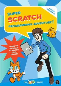 Super Scratch Programming Adventure! | Dodax.pl