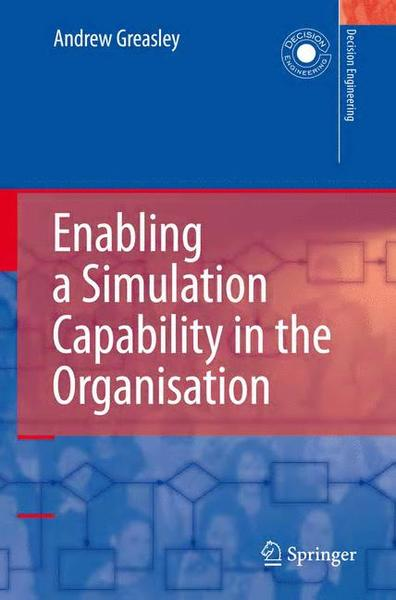 Enabling a Simulation Capability in the Organisation | Dodax.ch
