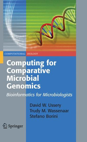 Computing for Comparative Microbial Genomics | Dodax.de
