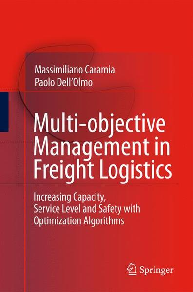 Multi-objective Management in Freight Logistics | Dodax.ch