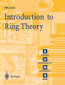 Introduction to Ring Theory | Dodax.at