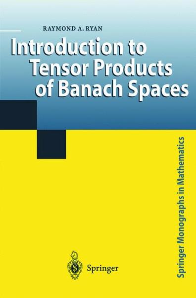 Introduction to Tensor Products of Banach Spaces   Dodax.at