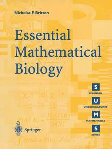Essential Mathematical Biology | Dodax.at
