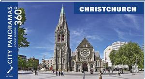 Christchurch 360° Citypanoramas - Pocket Edition | Dodax.ch