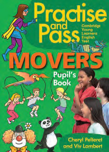 Practise and Pass Movers Pupil's Book | Dodax.co.uk
