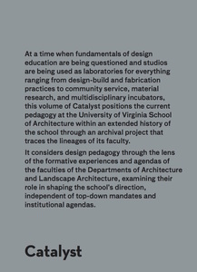 Catalyst: Lineages & Trajectories | Dodax.ch