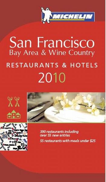 Michelin San Francisco, Bay Area & Wine Country 2010 | Dodax.at